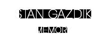 Deník Stana Gazdika Logo